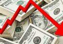 Dólar fecha em baixa após atuação do BC; Ibovespa tem queda de 2,8%
